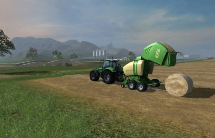 Screenshot 2 - Farming Simulator 2011