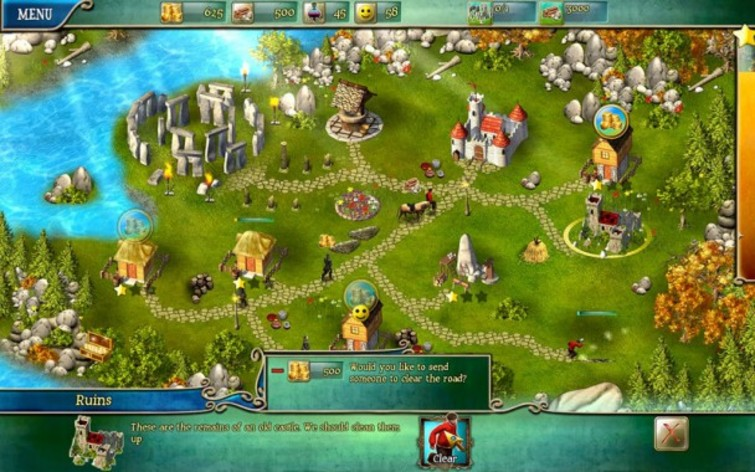 Screenshot 4 - Kingdom Tales