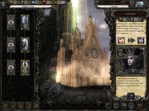 Screenshot 2 - Disciples III - Renaissance Steam Special Edition
