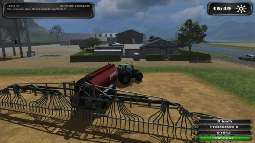 Screenshot 3 - Farming Simulator Platinum Edition