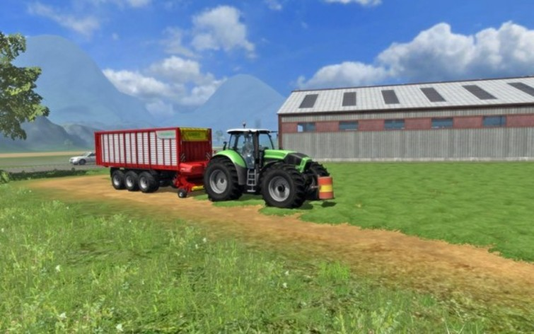 Screenshot 5 - Farming Simulator Platinum Edition
