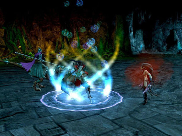 Screenshot 5 - Heroes of Might and Magic V