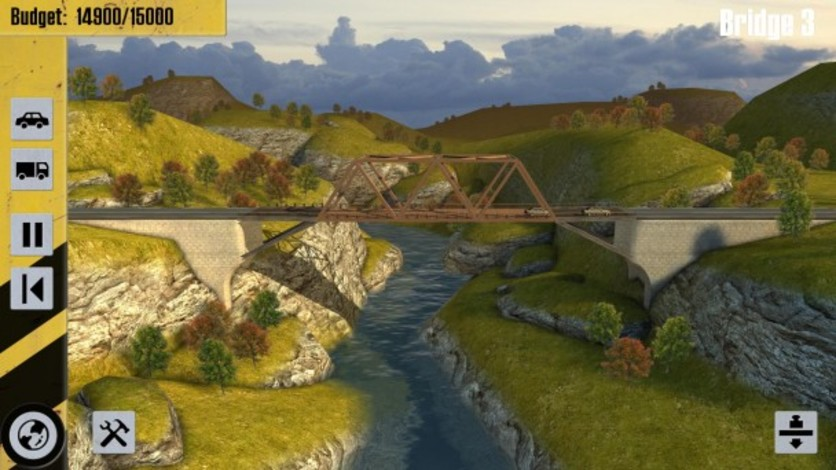 Screenshot 6 - Bridge Constructor