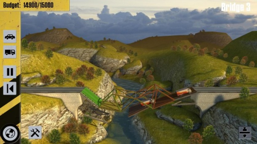 Screenshot 2 - Bridge Constructor