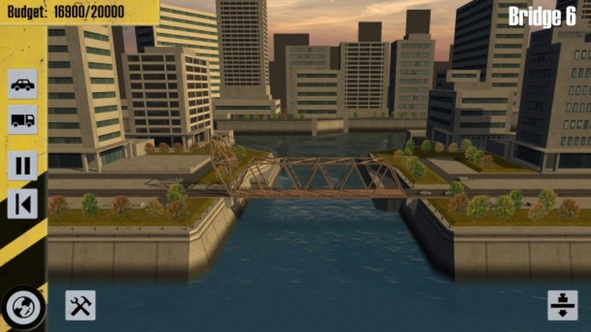 Screenshot 10 - Bridge Constructor