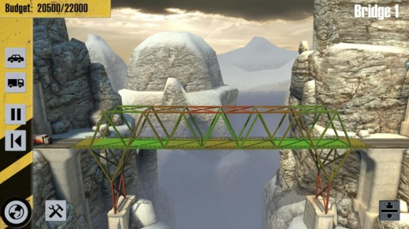 Screenshot 9 - Bridge Constructor