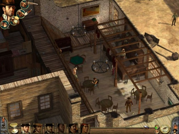 Screenshot 3 - Desperados 2 Cooper's Revenge