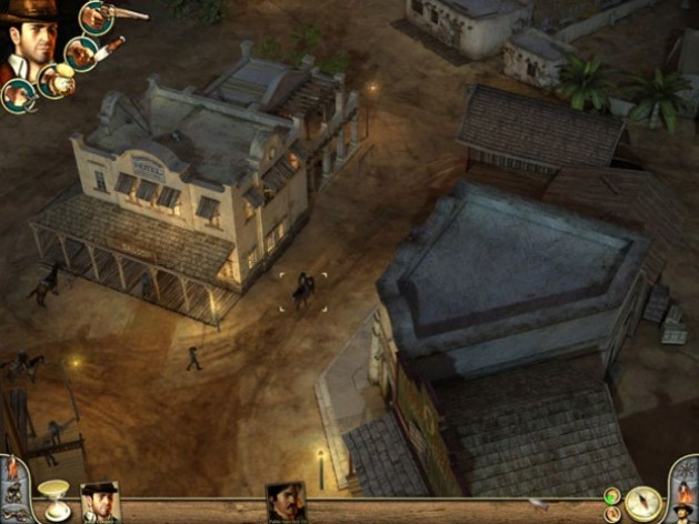 Screenshot 5 - Desperados 2 Cooper's Revenge