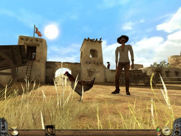 Screenshot 4 - Desperados 2 Cooper's Revenge