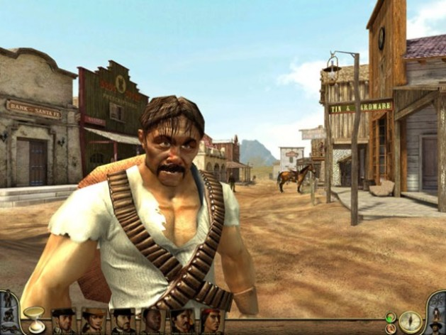 Screenshot 2 - Desperados 2 Cooper's Revenge
