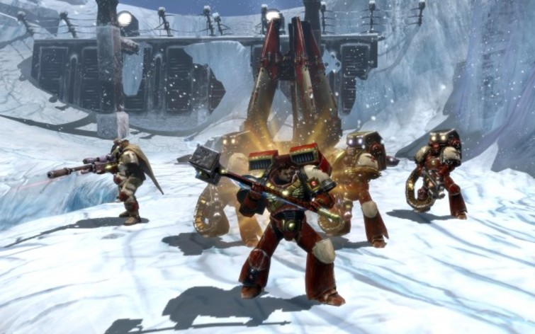 Screenshot 9 - Warhammer 40.000: Dawn of War II Chaos Rising
