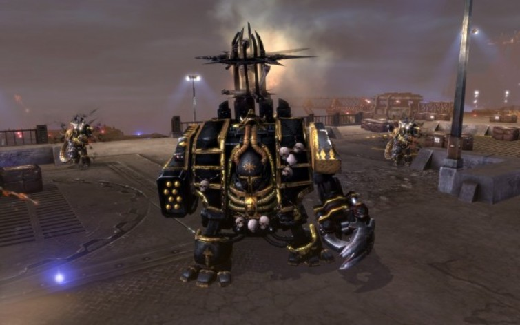 Screenshot 7 - Warhammer 40.000: Dawn of War II Chaos Rising