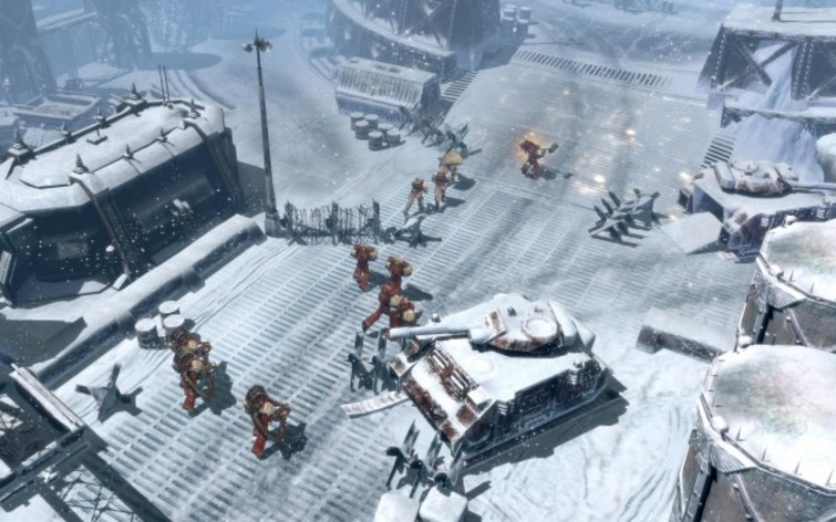 Screenshot 5 - Warhammer 40.000: Dawn of War II Chaos Rising