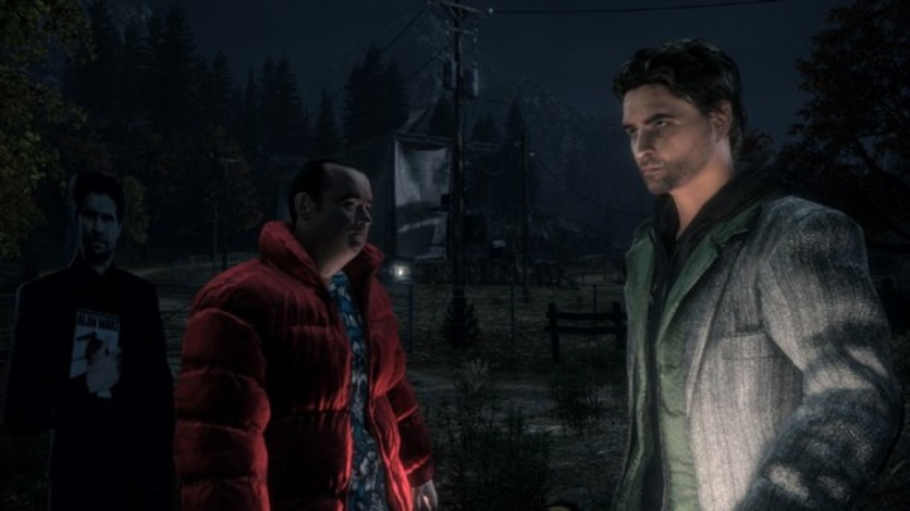 Screenshot 4 - Alan Wake