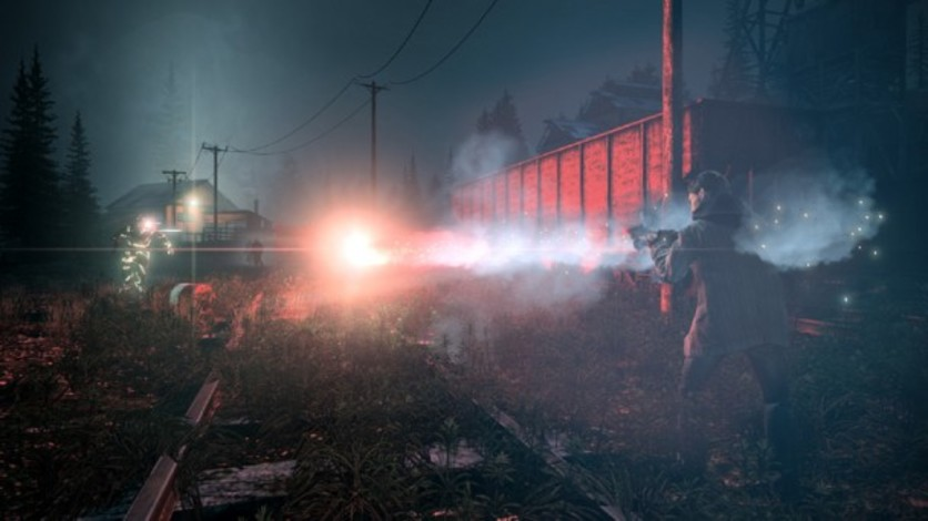 Screenshot 8 - Alan Wake