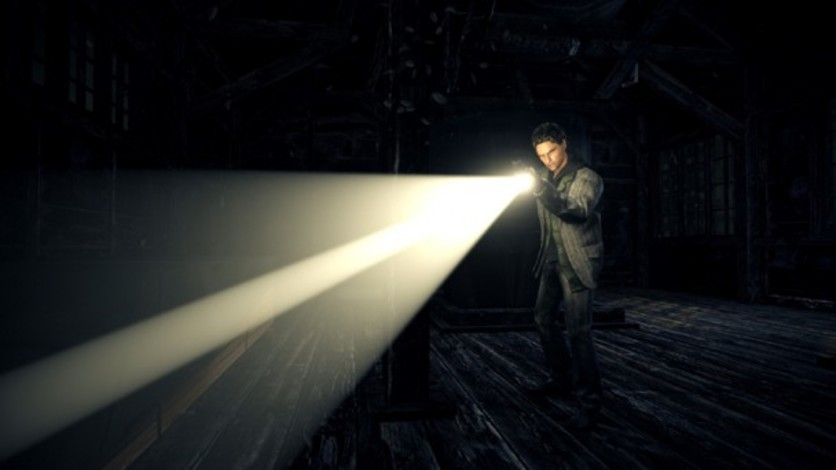 Screenshot 2 - Alan Wake