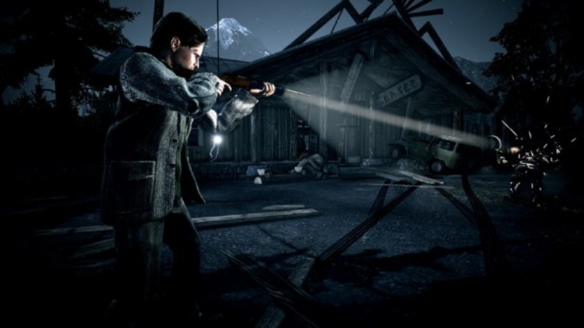 Screenshot 7 - Alan Wake