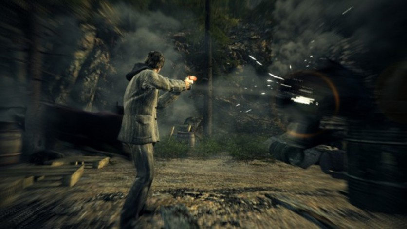 Screenshot 5 - Alan Wake