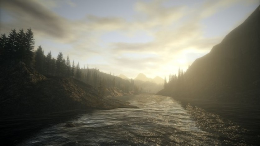 Screenshot 3 - Alan Wake