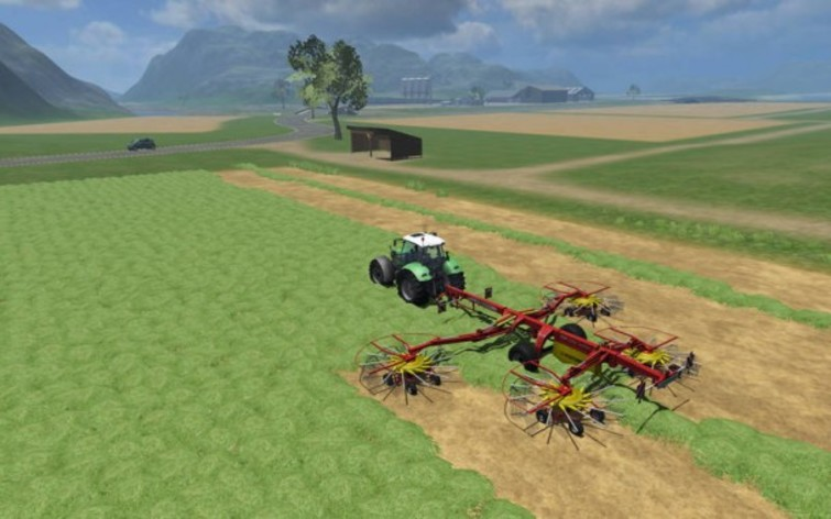 Screenshot 7 - Farming Simulator 2011 Official Addon