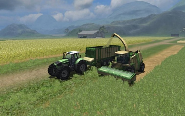 Screenshot 8 - Farming Simulator 2011 Official Addon