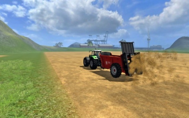 Screenshot 6 - Farming Simulator 2011 Official Addon