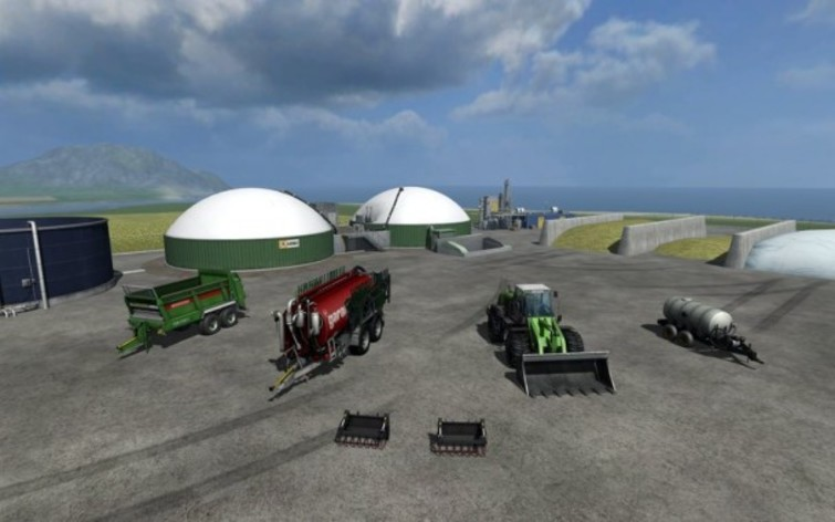 Screenshot 5 - Farming Simulator 2011 Official Addon