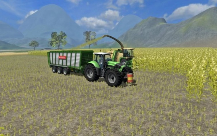 Screenshot 2 - Farming Simulator 2011 Official Addon