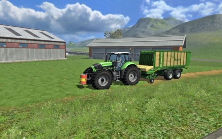 Screenshot 4 - Farming Simulator 2011 Official Addon