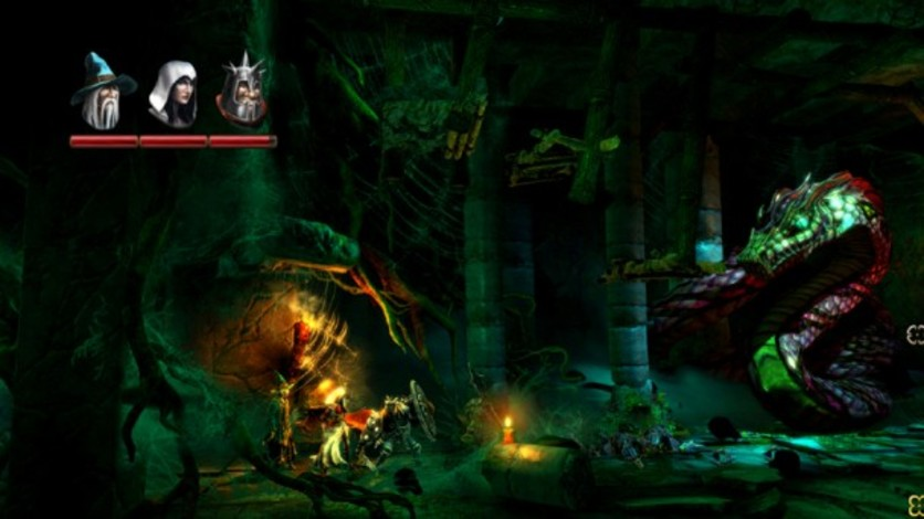 Screenshot 12 - Trine 2 Complete Collection