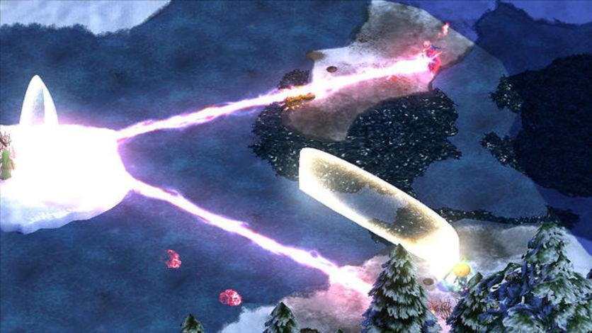 Screenshot 2 - Magicka: Frozen Lake
