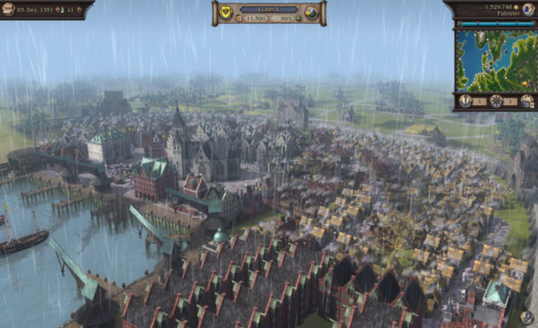 Screenshot 10 - Patrician IV