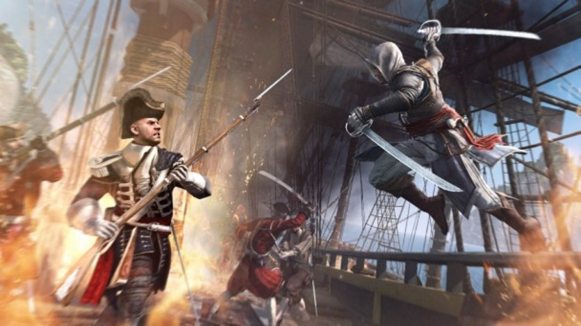Screenshot 3 - Assassin's Creed IV: Black Flag - Crusader & Florentine Pack