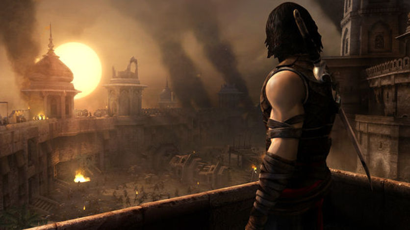 Screenshot 14 - Prince of Persia: The Forgotten Sands