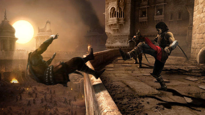 Screenshot 4 - Prince of Persia: The Forgotten Sands
