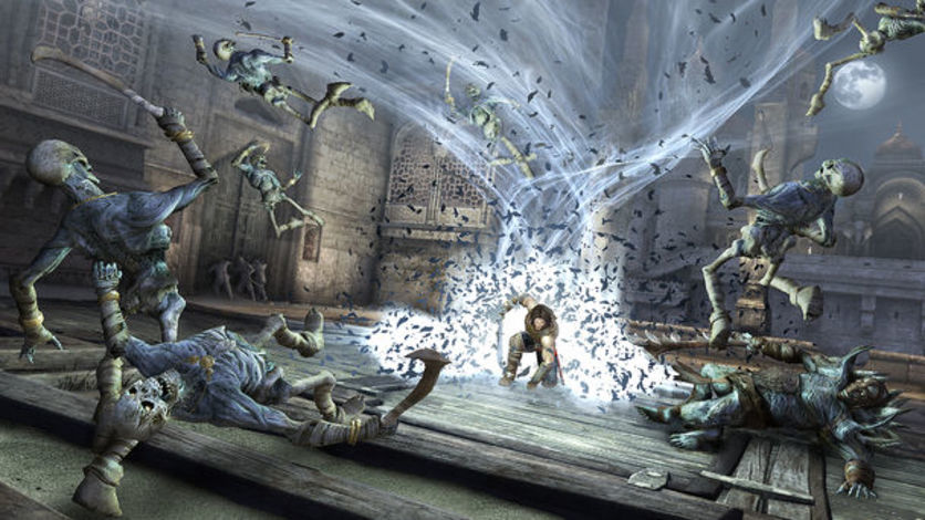 Screenshot 3 - Prince of Persia: The Forgotten Sands