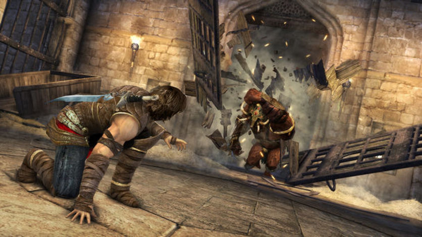 Screenshot 10 - Prince of Persia: The Forgotten Sands