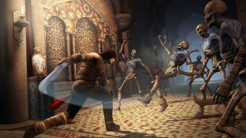 Screenshot 15 - Prince of Persia: The Forgotten Sands