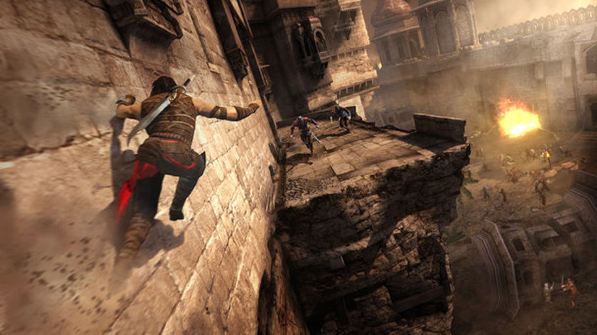 Screenshot 5 - Prince of Persia: The Forgotten Sands