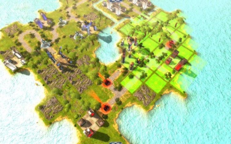 Screenshot 5 - Future Wars