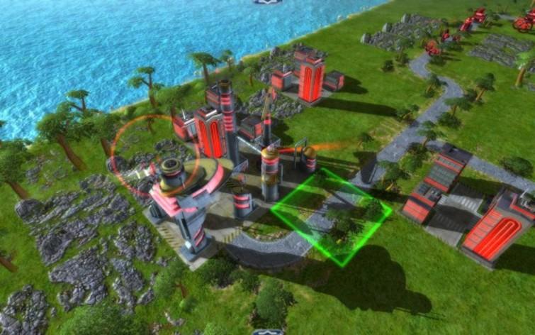 Screenshot 3 - Future Wars