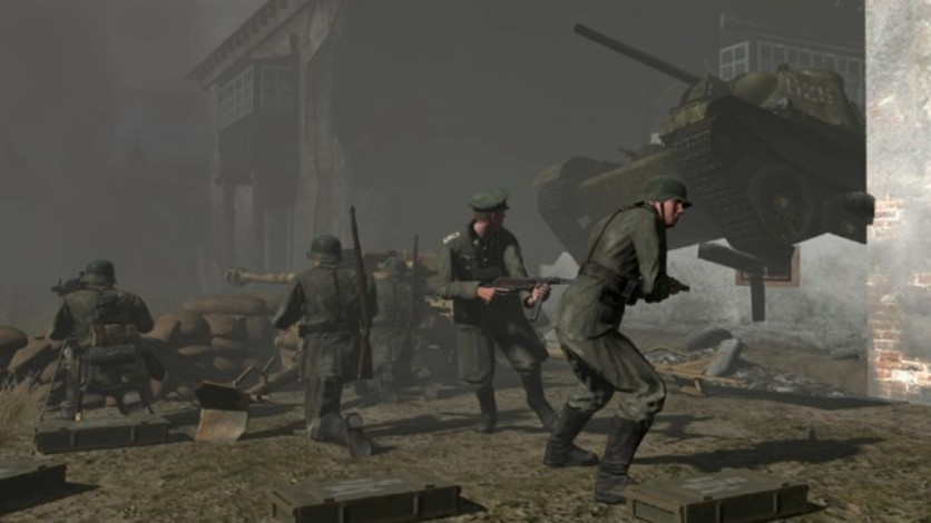Screenshot 9 - Iron Front: Liberation 1944