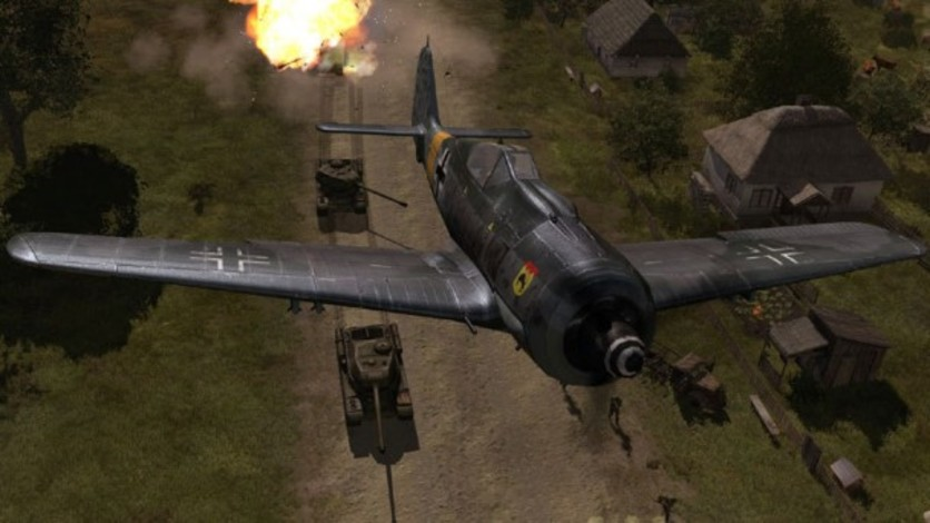Screenshot 4 - Iron Front: Liberation 1944