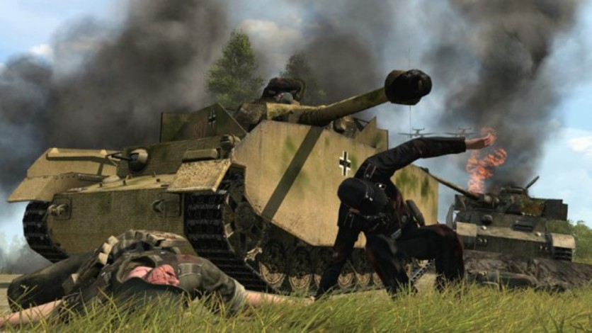 Screenshot 6 - Iron Front: Liberation 1944