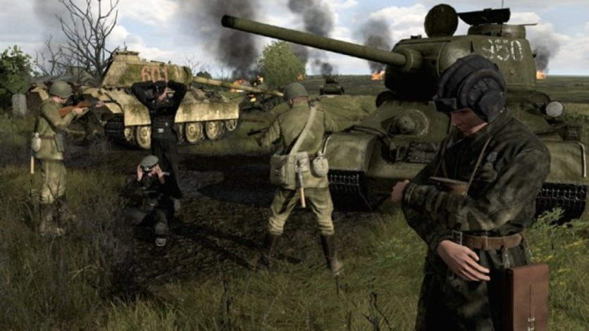 Screenshot 10 - Iron Front: Liberation 1944