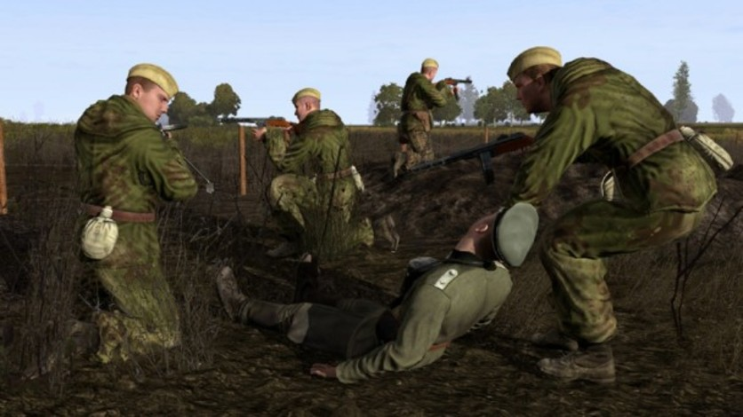 Screenshot 5 - Iron Front: Liberation 1944