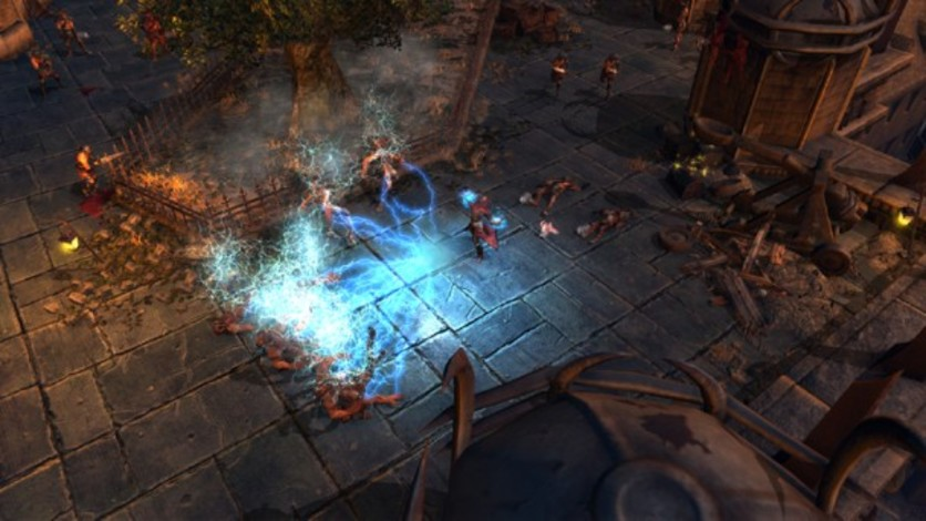 Screenshot 4 - Realms of Ancient War