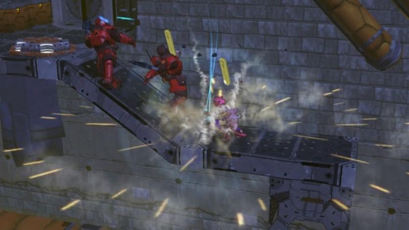 Screenshot 5 - Blade Kitten