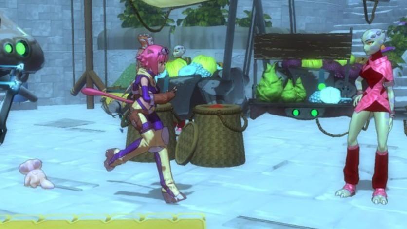 Screenshot 4 - Blade Kitten