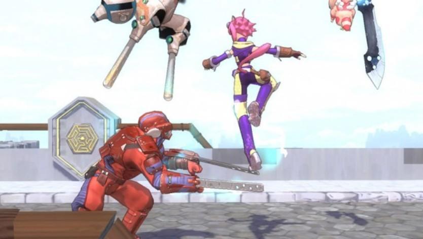 Screenshot 8 - Blade Kitten